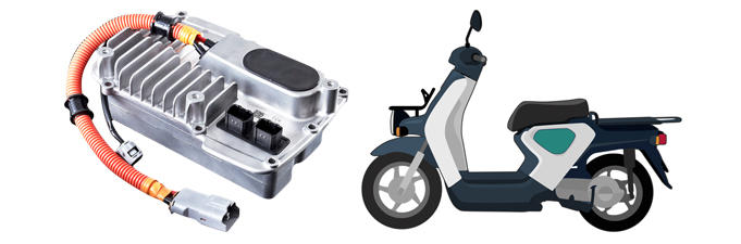 Control Unit for Electric Motorcycle (Power Drive Unit) | Motorcycle  Products | SHINDENGEN ELECTRIC MFG.CO.,LTD